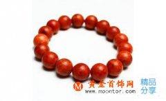 台湾红珊瑚手链价格 台湾红珊瑚手链价格及图片