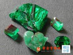 国产新疆祖母绿 四个方面评价质量优劣好坏