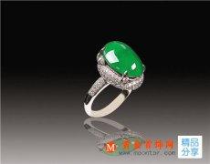 选购翡翠镶嵌戒指需要考虑的因素