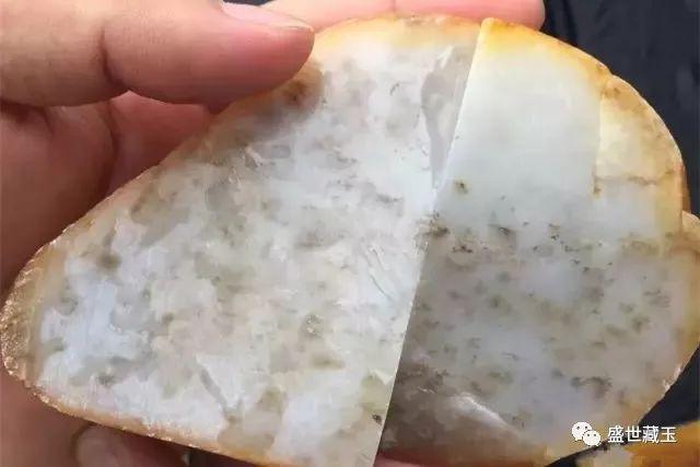 切籽料最怕看到的