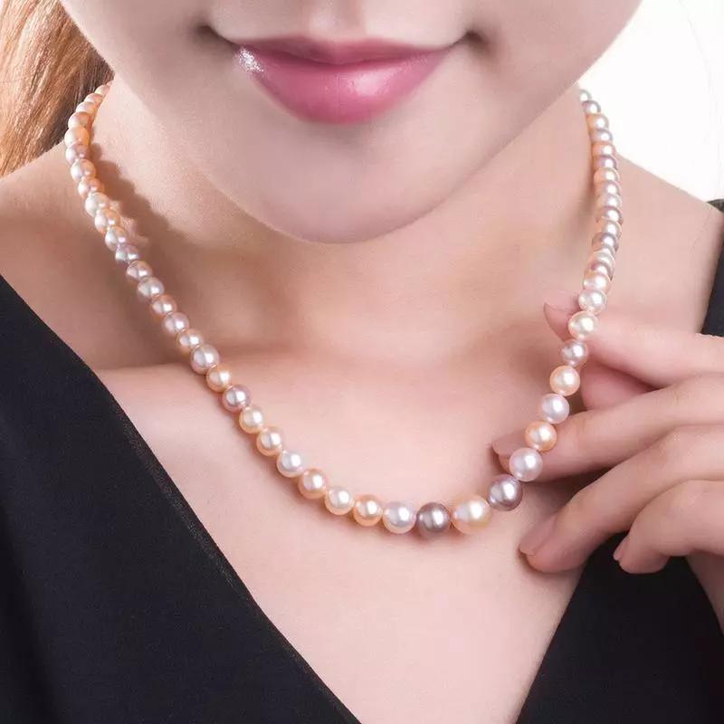 珍珠有正圆无瑕